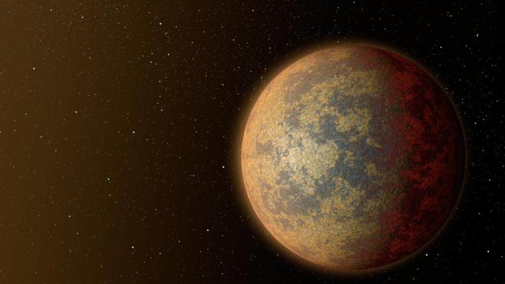 Hot, Rocky World (Artist's Concept) (Image Credit: NASA/JPL-Caltech)