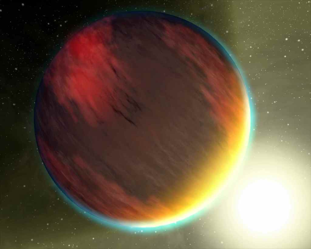 Exotic Atmospheres (Artist Concept) (Image Credit: NASA/JPL-Caltech)