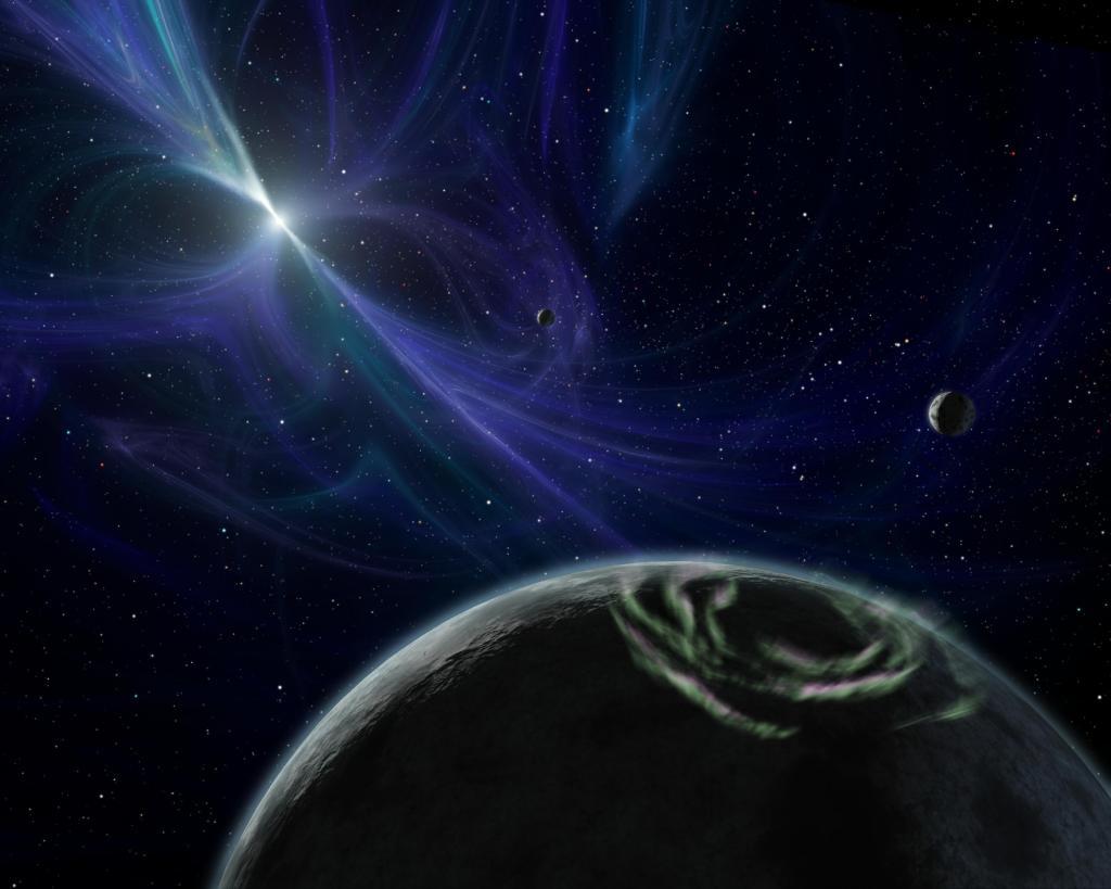 Extreme Planets (Artist Concept) (Image Credit: NASA/JPL-Caltech)